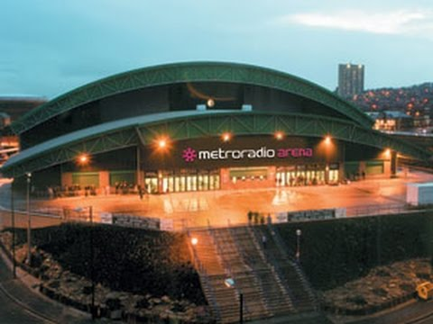 December 9/15 - New Castle, UK - Metro Radio Arena