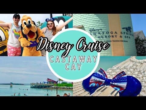 Disney's Castaway Cay | Disney Dream Cruise Vlogs