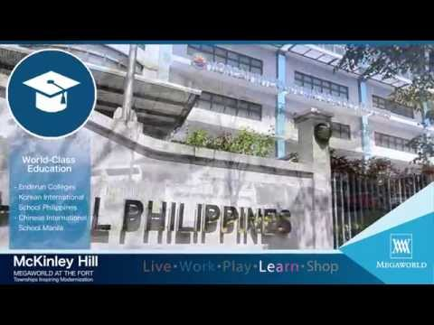 2015 MCKINLEY HILL OVERVIEW