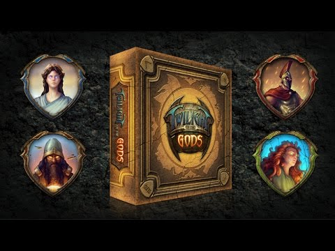 Twilight of the Gods Kickstarter Video