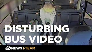 I-TEAM EXCLUSIVE: Vacaville bus driver accused of abusing 8-year-old with autism