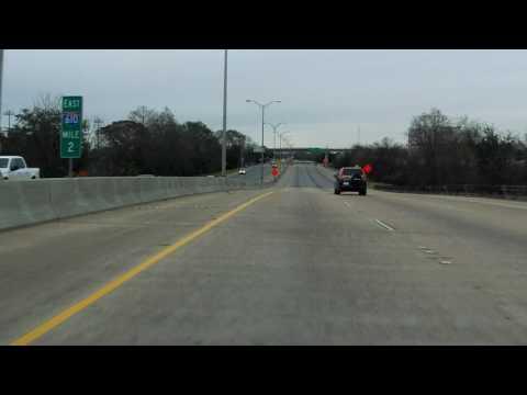 Interstate 610 - Louisiana eastbound