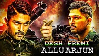 Desh Premi Allu Arjun (2020) South Hindi Dubbed New Released Full Movie | South Movies in Hindi