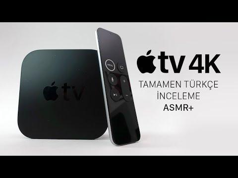 APPLE TV 4K İNCELEMESİ VE KARŞILAŞTIRMALARI [ASMR+ 4K] ˢᴱˢᴵ ᴷᴵˢ