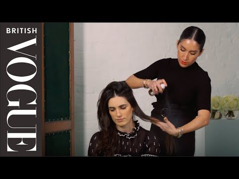 3 Quick Ways To Refresh Your Hair By Jen Atkin | British Vogue