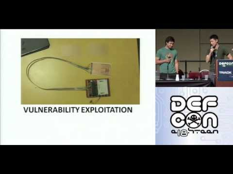 Defcon 18: Bypassing Smart Card Authentication and Blocking Debiting