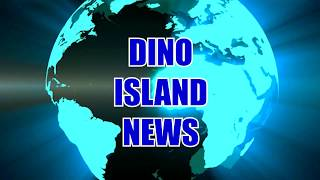 Dino Island News: Hot Stuff Mountain