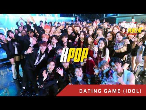 kpop idol dating games