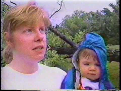 1998 Mechanicville Stillwater NY Tornado - Part 1