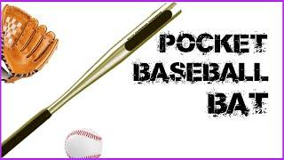 Mini pocket baseball bat (DIY project) Washington Nationals