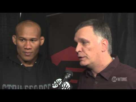 STRIKEFORCE Marquardt vs. Saffiedine: Jacare Souza Post-Fight Interview