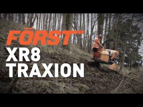 Först XR8 Traxion