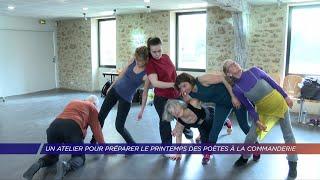 Yvelines | Un atelier pour préparer le Printemps des Poètes à la Commanderie