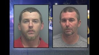 AGGRAVATED BATTERY SUSPECTS ARRESTED!