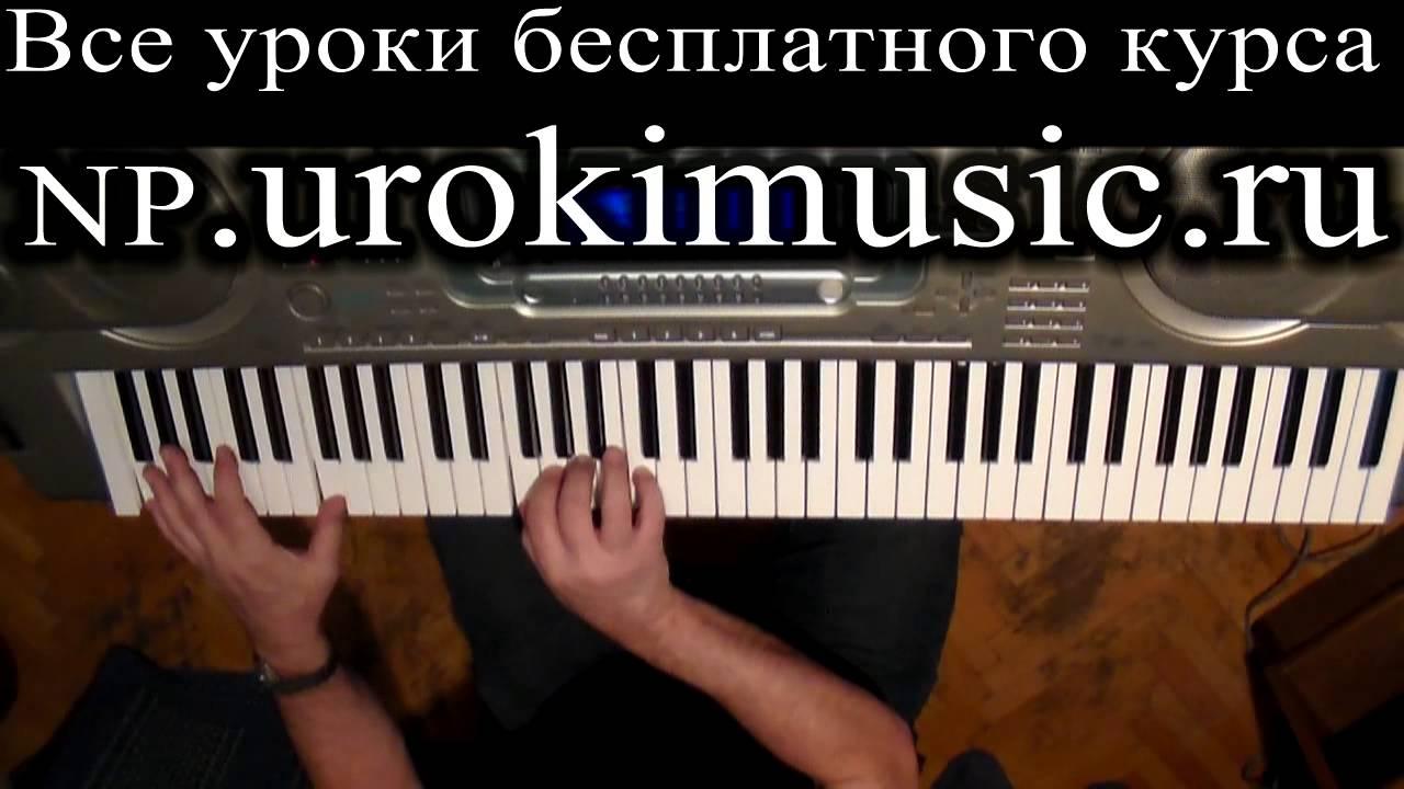 Детское произведение для фортепиано КУРОЧКА - YouTube