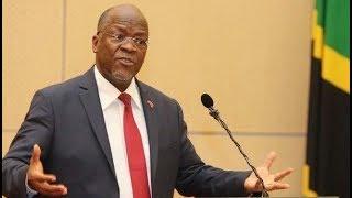 LIVE: Rais Magufuli akizungumza nchini Malawi kwenye ziara yake ya kikazi.