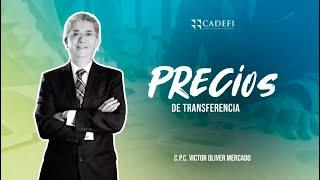 Cadefi   Precios de transferencia   14 de Mayo