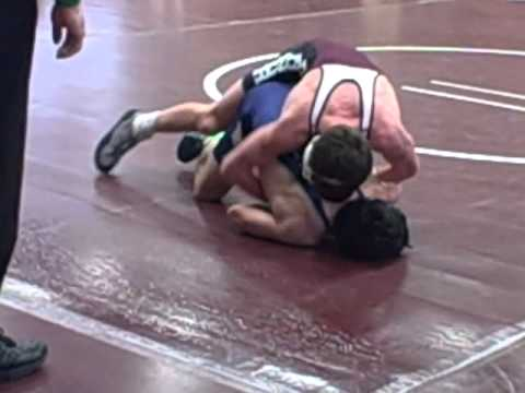 Tom Meyers (PA) vs Ben Kahn (6th PA States) -  Dec 2011