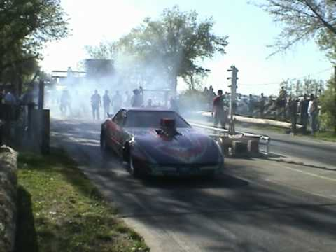 george rays drag strip