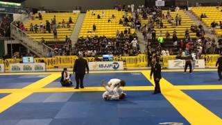 Roberto Jimenez (Alliance) vs. Andy Murasaki (Impacto) Semi-final-Kids pans
