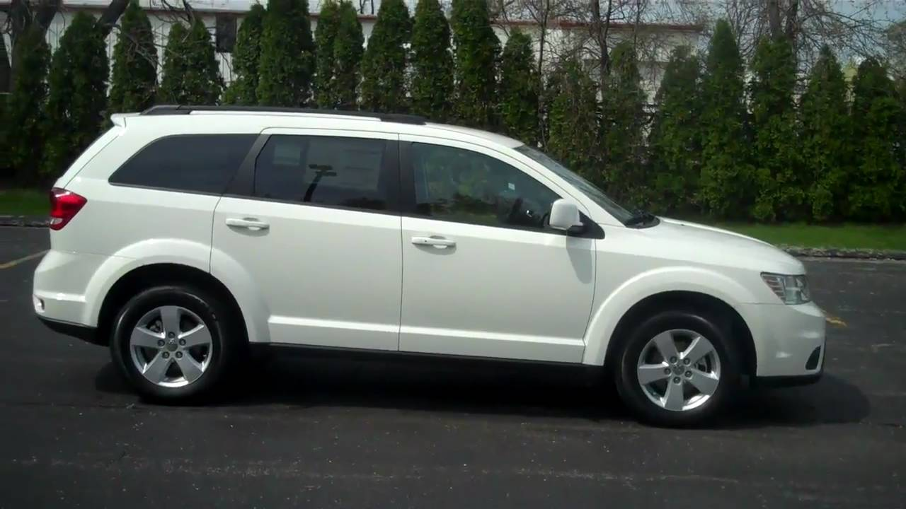 New 2011 Dodge Journey Mainstreet Awd At Lochmandy Motors