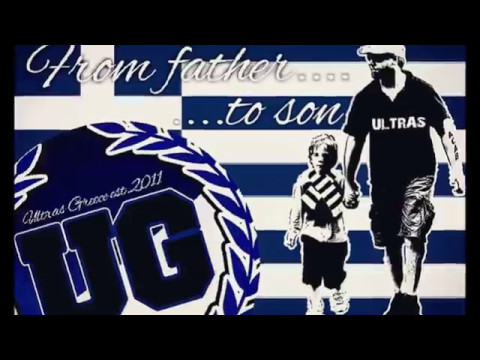 Ultras Greece / Official Teaser / UG17 (Hooligan Action)
