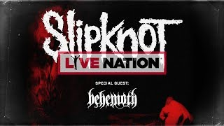 Slipknot - We Are Not Your Kind World Tour | Live Nation GSA