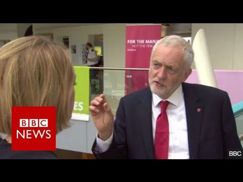 Jeremy Corbyn: 'Our water industry should be in public owner