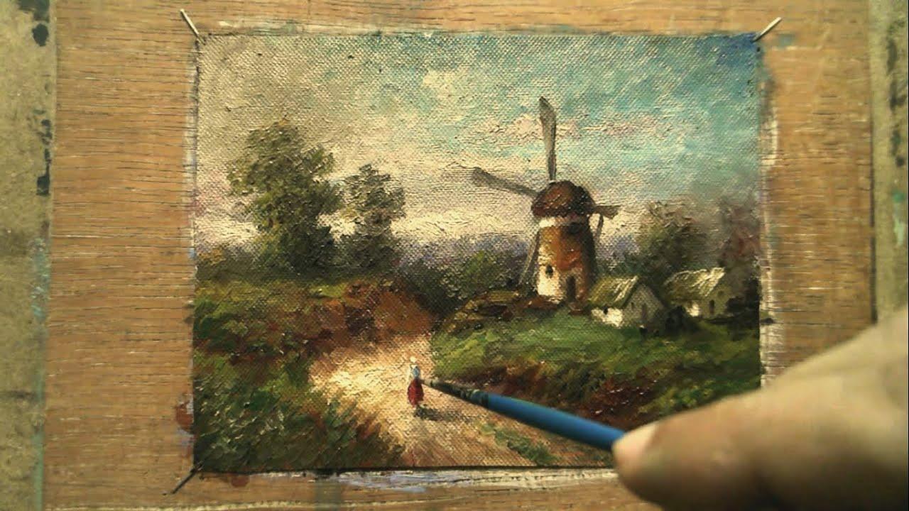 Hamilton Painting Artist