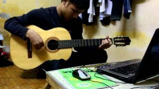 Giận mà thương - guitar solo