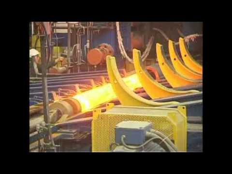 SEAMLESS STEEL PIPE MANUFACTURING PROCESS