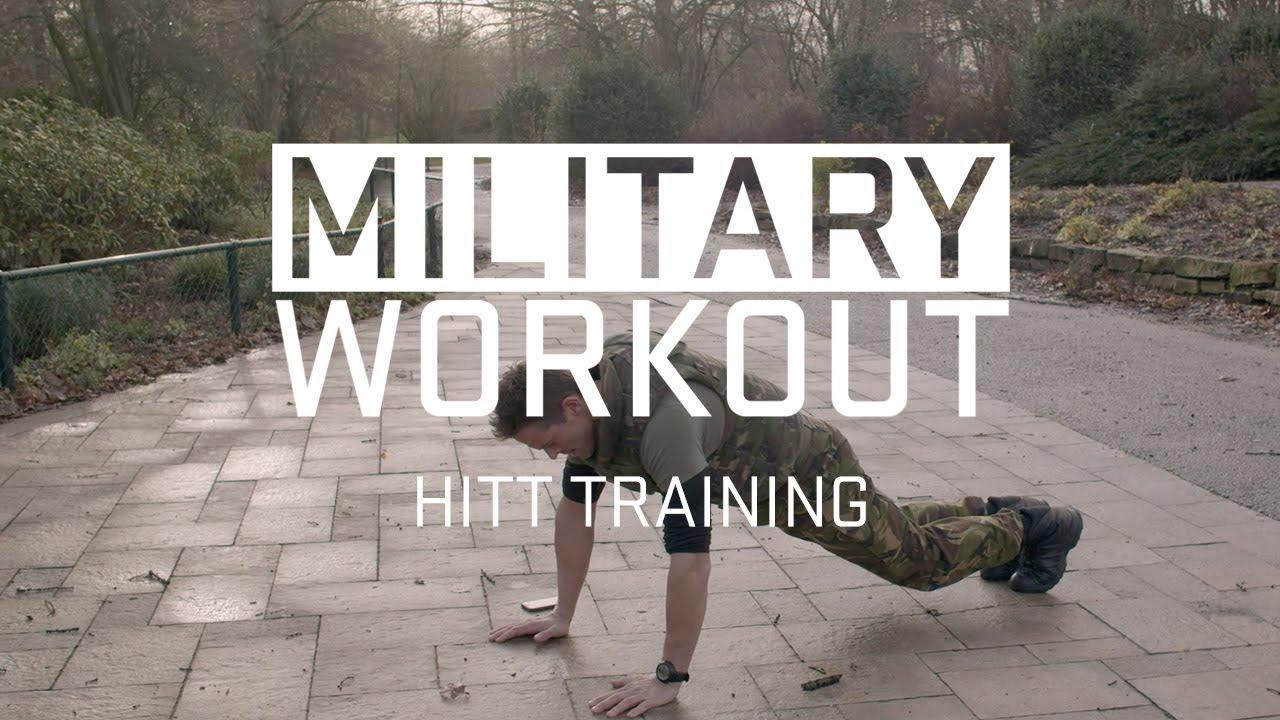 HIIT training | trainen als een militiar | Military Workout #9