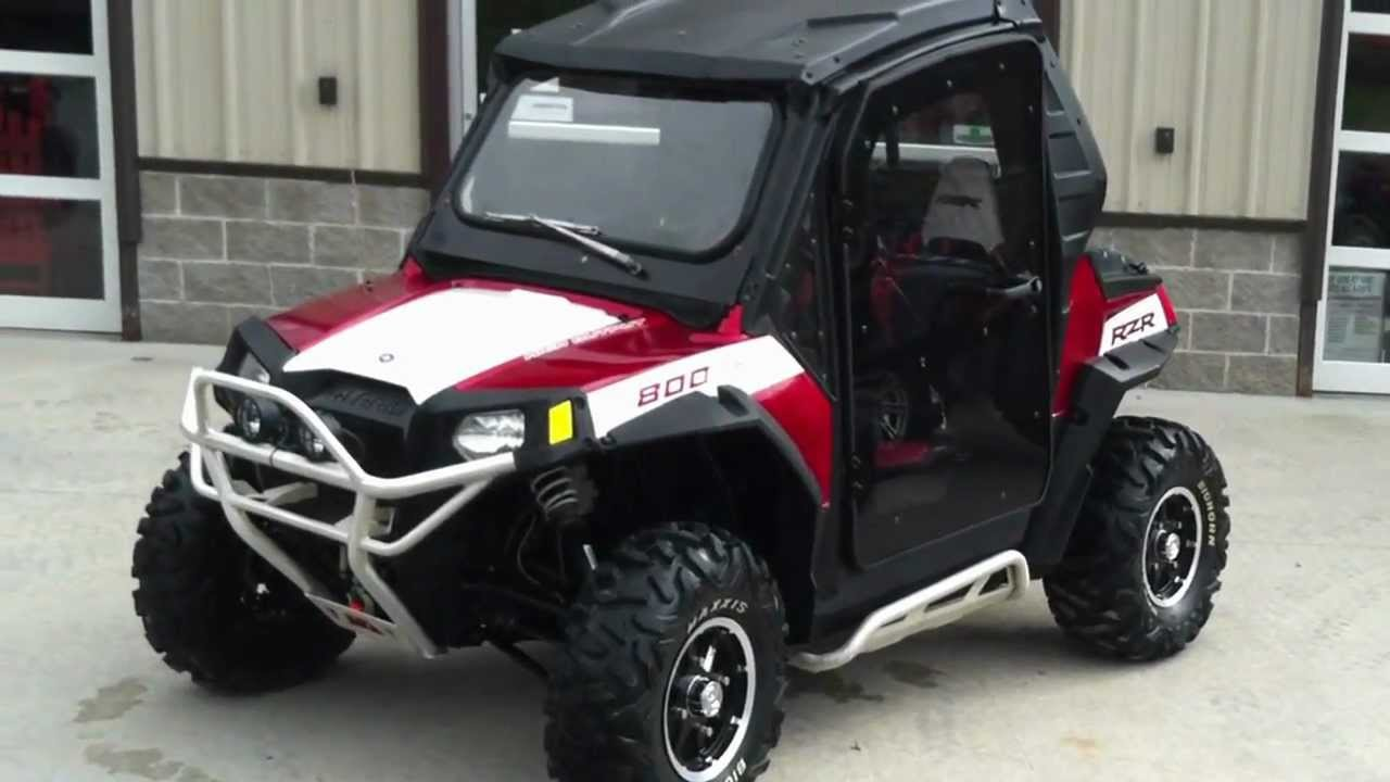 2011 polaris rzr s for sale [ 1280 x 720 Pixel ]