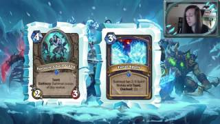 New Knights of the Frozen Throne Card Reveal!! SARONITE CHAIN GANG