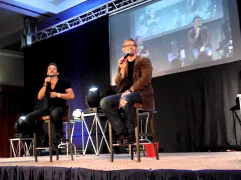 JIB3 - Sebastian Roché & Mark Pellegrino - Saturday Panel