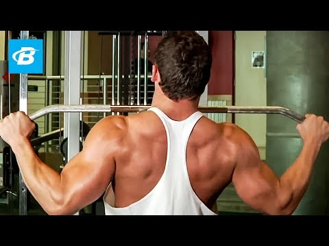 Wide-Grip Lat Pulldown | Back Exercise Guide