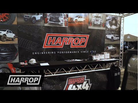Melbourne 4x4 Show 2019 | Harrop Highlights
