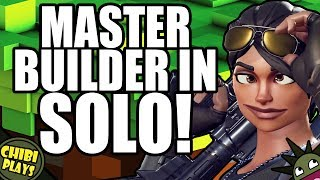 NEW SERIES? MASTER AT MINECRAFT FORTNITE! | Funny Fortnite Battle Royale Gameplay
