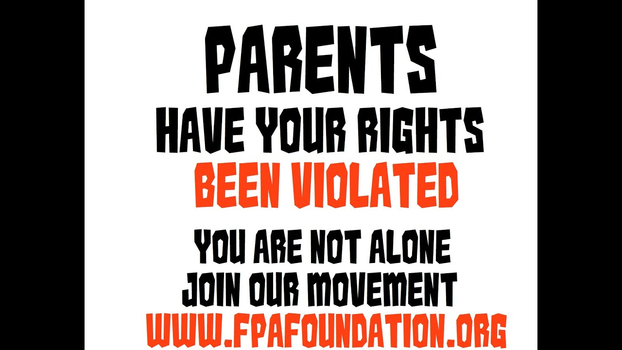 Fighting Cps False Allegations