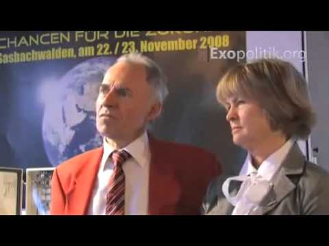 Interview mit Inge und Adolf Schneider über Raumenergie-Raumenergie Teil 2