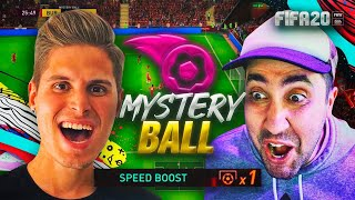 MYSTERY BALL EN ULTIMATE TEAM VS SEBAS!!! | FIFA 20