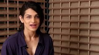 Gauri Arora, Transgender model, Print Fashion Week, Nov 2016