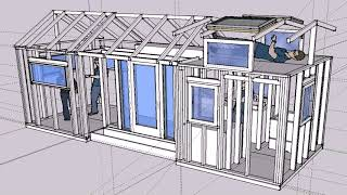 Tiny House Plans Metric