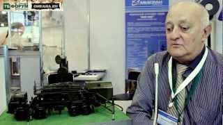 ТБ Форум 2012 - интервью с Александром Бацулой