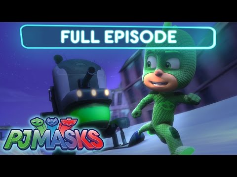 PJ Masks - Gekko And The Nice Ice Plan (Full Episode)
