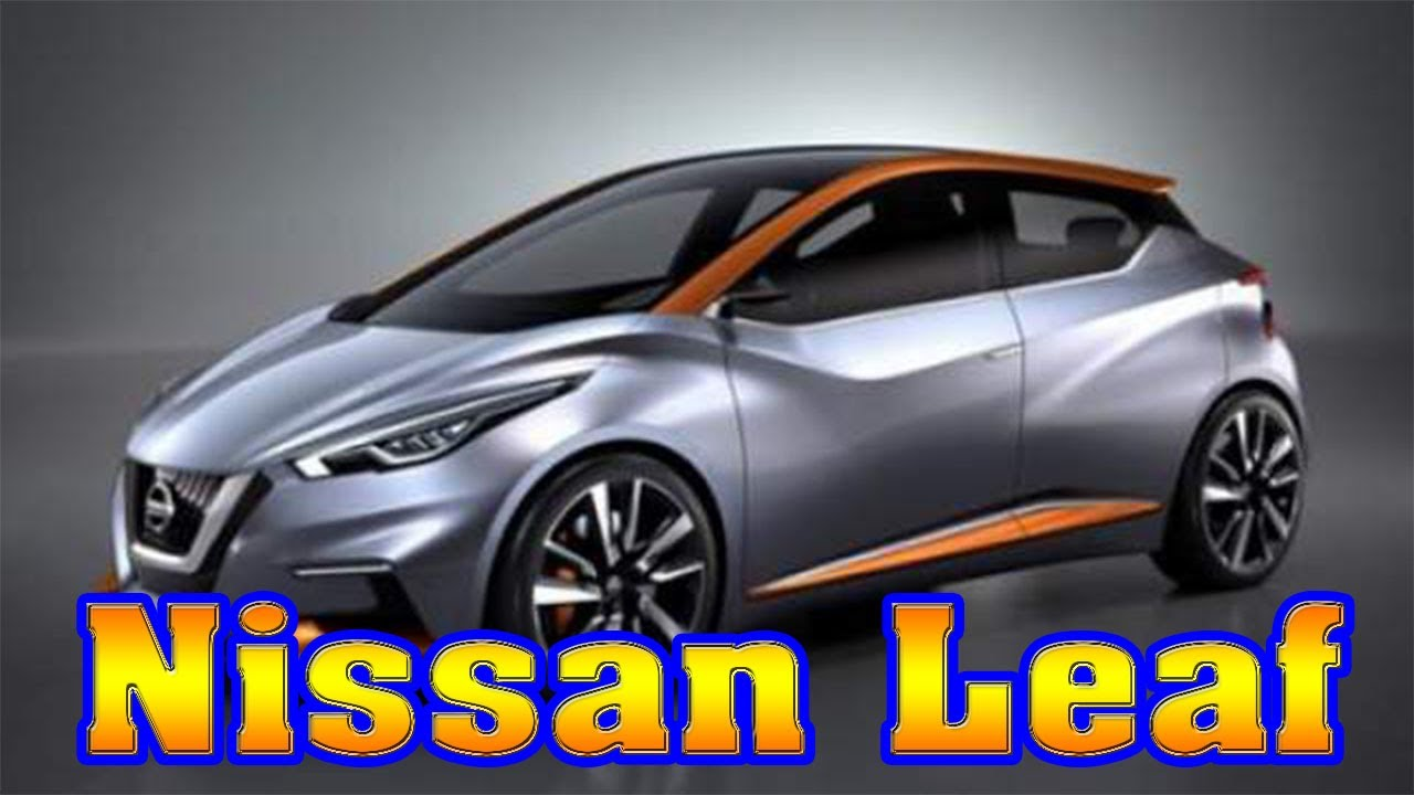 2018 nissan leaf price. exellent nissan 2018 nissan leaf  price review  spy shots in youtube