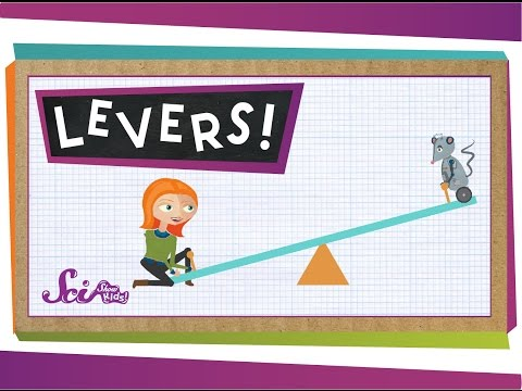 Super Simple Machines: Levers