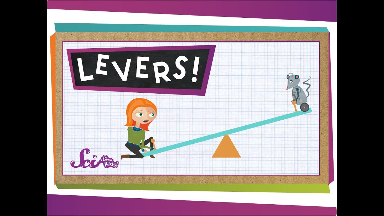 Super Simple Machines: Levers - YouTube [ 720 x 1280 Pixel ]