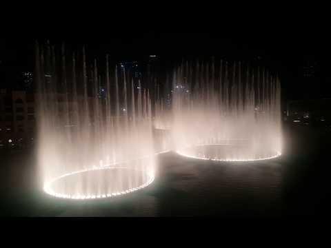 Dubai Fountains Dhoom Taana - Shreya Ghoshal, Abhijeet Mp3