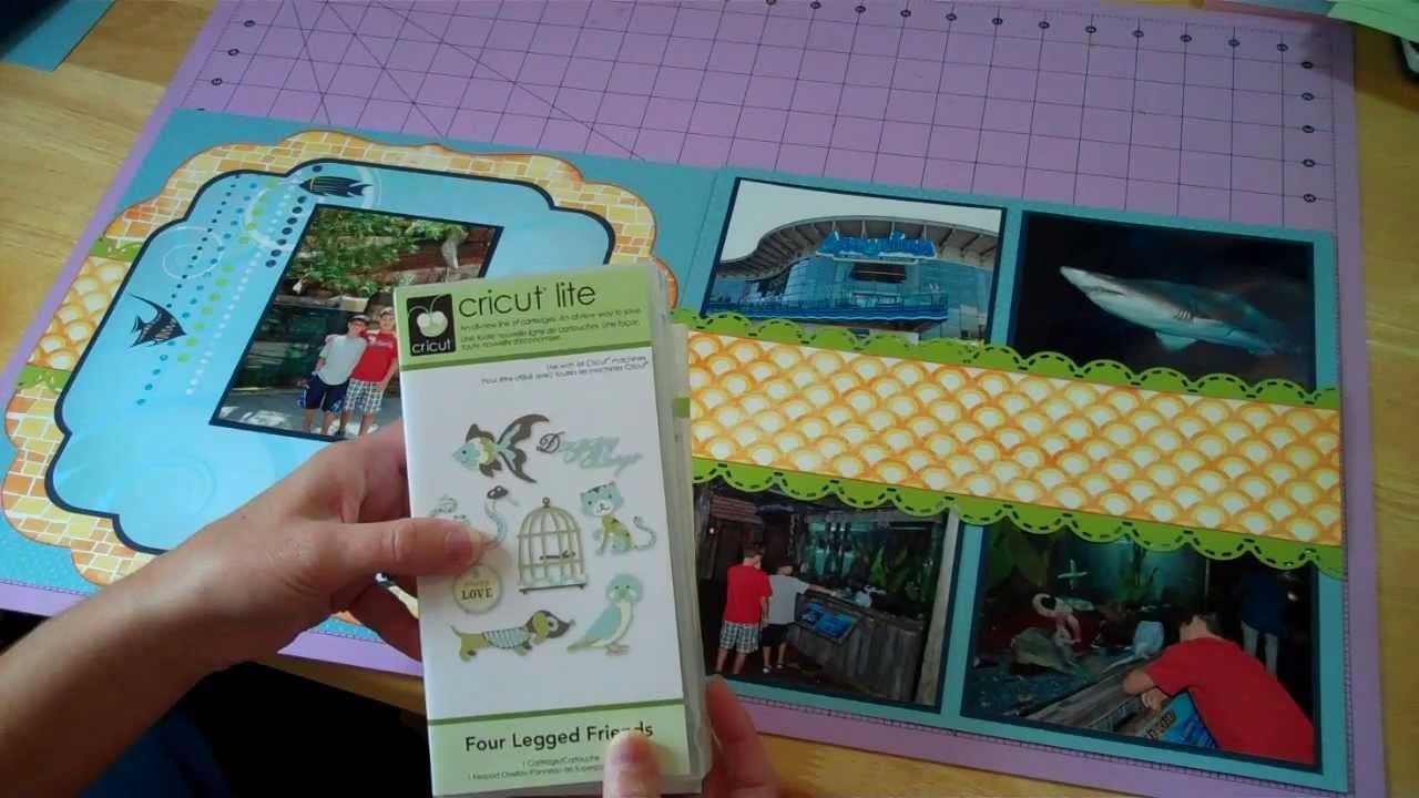Scrapbook ideas using cricut - Scrapbook Ideas Using Cricut 7
